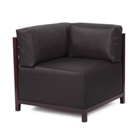 Howard Elliott Collection KQ921M-064 Axis Black Accent Chair photo thumbnail