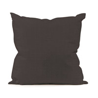 Seascape 20 X 6 inch Gray Outdoor Pillow, Square