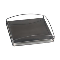 Howard Elliott Collection Q849-00 Signature Titanium Outdoor Tray