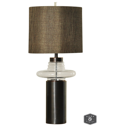 Brown Fabric Table Lamps