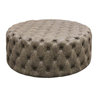 Franklin 44 inch Natural Wood Ottoman