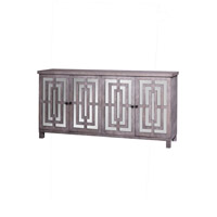 Abbott 80 X 18 inch Gray Wash Sideboard