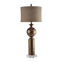 Catalina 43 inch 150 watt Copper Table  Lamp Portable Light