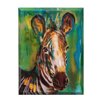 Kruger Multicolored Wall Art