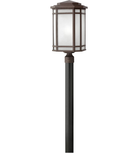 Hinkley 1271OZ-WH-LED Cherry Creek LED 22 inch Oil Rubbed Bronze Outdoor Post Mount photo