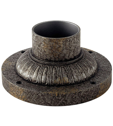 Hinkley Lighting Pier Mount in Black Granite 1307BG photo