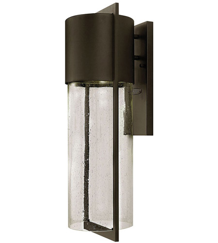 Hinkley Lighting Dwell 1 Light Outdoor Wall Lantern in Buckeye Bronze 1325KZ photo