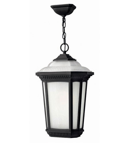 Hinkley Park Ridge 1 Light Post Lantern (Post Sold Separately) in Museum Black 1342MB