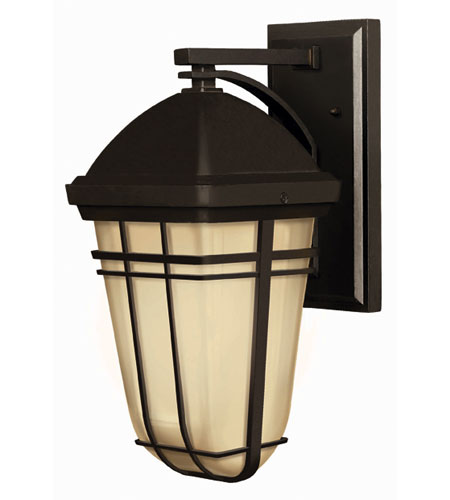 Hinkley Lighting Buckley 1 Light Outdoor Wall Lantern in Olde Bronze 1370OB-ES photo