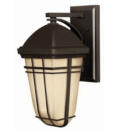 Hinkley Lighting Buckley 1 Light Outdoor Wall Lantern in Olde Bronze 1370OB