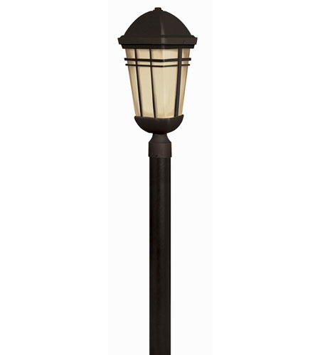 Hinkley Lighting Buckley 1 Light Post Lantern (Post Sold Separately) in Olde Bronze 1371OB-ES