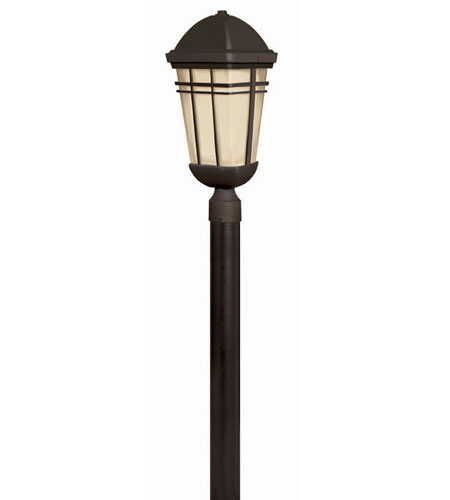 Hinkley Lighting Buckley 1 Light Post Lantern (Post Sold Separately) in Olde Bronze 1371OB photo
