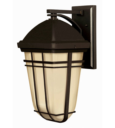 Hinkley Lighting Buckley 1 Light Outdoor Wall Lantern in Olde Bronze 1374OB-ES
