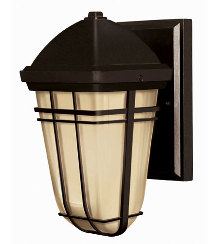 Hinkley Lighting Buckley 1 Light Outdoor Wall Lantern in Olde Bronze 1376OB-ES photo