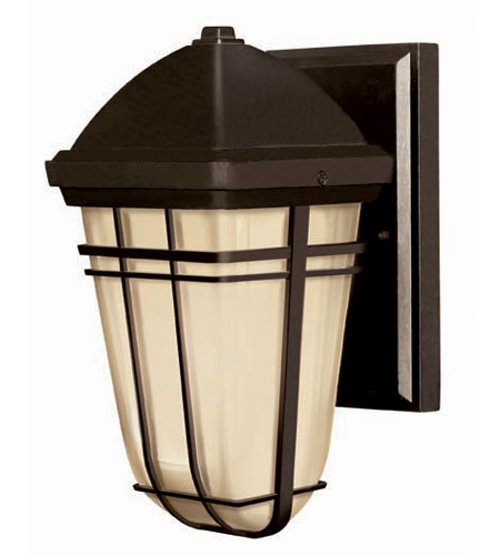 Hinkley Lighting Buckley 1 Light Outdoor Wall Lantern in Olde Bronze 1376OB