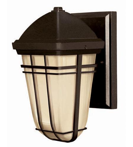 Hinkley Lighting Buckley 1 Light Outdoor Wall Lantern in Olde Bronze 1376OB