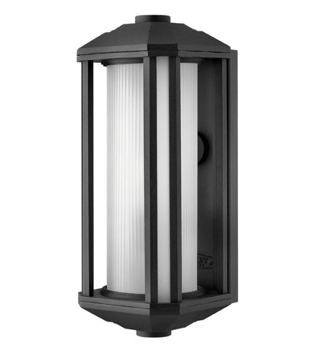 Hinkley Lighting Castelle 1 Light Outdoor Wall Lantern in Bronze 1390BZ-ES