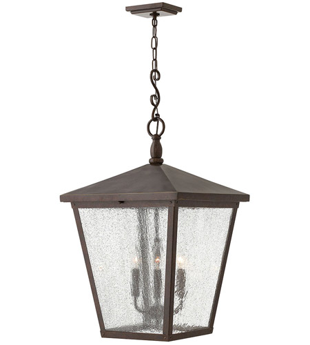 Hinkley 1428RB-LL Trellis LED 16 inch Regency Bronze Outdoor Hanging Lantern photo