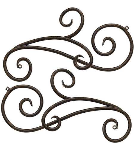 Hinkley 1433RB-SCR Trellis Regency Bronze Outdoor Scroll, Scrolls for 1433RB photo