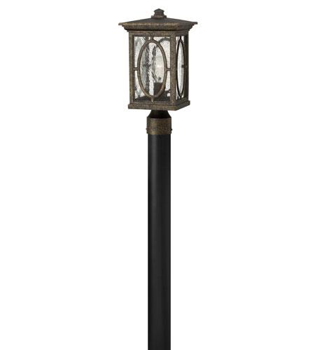 Hinkley Lighting Randolph 1 Light Energy Star Post Lantern (Post Sold Separately) in Autumn 1491AM-ES