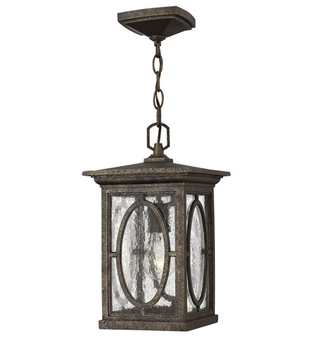 Hinkley Lighting Randolph 1 Light GU24 CFL Outdoor Hanging in Autumn 1492AM-GU24