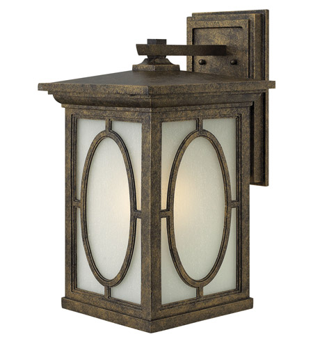 Hinkley Lighting Randolph 1 Light LED Outdoor Wall in Autumn 1495AM-LED