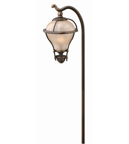 Hinkley Lighting Signature 1 Light Path in Metro Bronze 1504MT photo