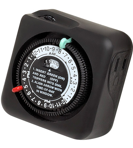 Hinkley Lighting Outdoor Low Volt Standard Time Clock 1505TC