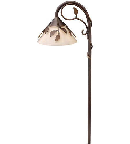 Hinkley Lighting Ivy 1 Light Low Volt Path in Copper Bronze 1508CB