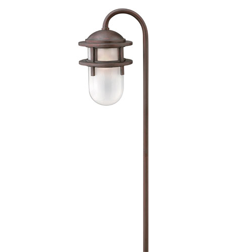 Hinkley Lighting Outdoor Low Volt 1 Light Landscape Path in Victorian Bronze 1514VZ