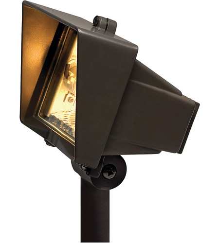 Hinkley 1520BZ Signature 12V 50 watt Bronze Landscape Flood Accent, Low Volt photo