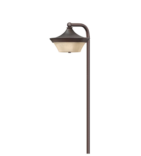 Hinkley Lighting Outdoor Low Volt 1 Light Landscape Path in Victorian Bronze 1523VZ