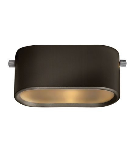 Hinkley Lighting Outdoor Low Volt 1 Light Landscape Deck in Bronze 1526BZ