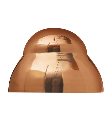 Hinkley Lighting Signature 1 Light Deck in Copper 1528CO photo