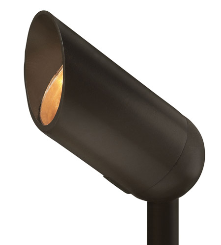 Hinkley Lighting Signature 1 Light LED Landscape Flood Accent in Bronze 1536BZ-LED60 photo