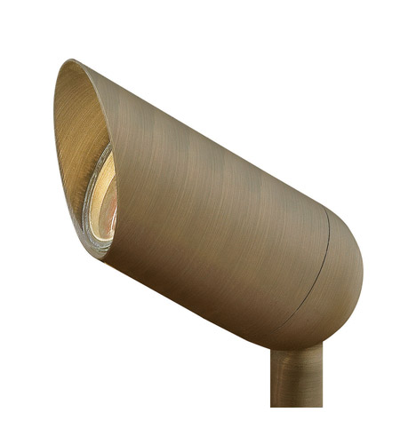 Hinkley Lighting Signature 1 Light LED Landscape Spot Accent in Matte Bronze 1536MZ-LED30 photo
