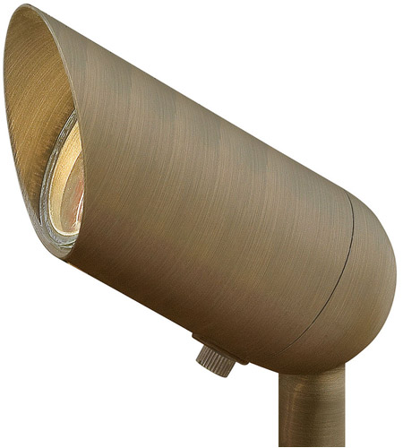 Hinkley 1536MZ-5W27K Hardy Island Lumacore 12V 5.00 watt Matte Bronze Landscape Accent Light in 2700K, 5W, Hardy Island photo