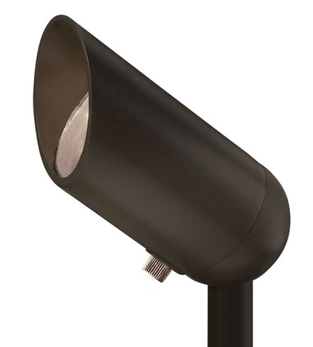 Hinkley Lighting Nexus 1 Light Landscape LED Spot in Bronze 15436BZ