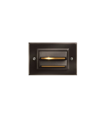 Hinkley 1546BZ-LED Signature 12V 1.5 watt Bronze Deck in LED, Horizontal photo