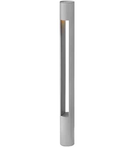 Hinkley 15501TT Atlantis 12 4 watt Titanium Landscape Bollard photo
