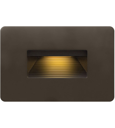 Hinkley 15508BZ Luna 12V 3.8 watt Bronze Landscape Deck photo