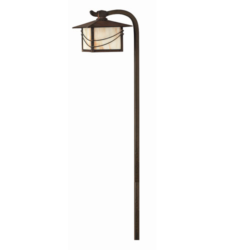 Hinkley Lighting Signature 1 Light Low Volt Path in Sienna 1550SN photo