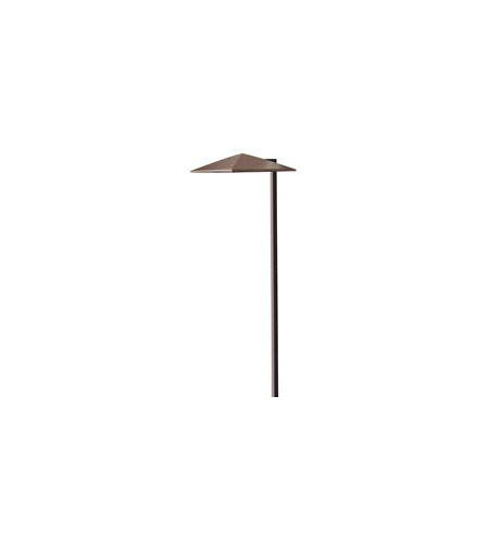 Hinkley Lighting Harbor 1 Light Landscape Path in Anchor Bronze 1561AR-LED