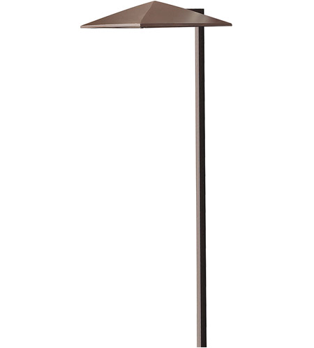 Hinkley Lighting Harbor 1 Light Path in Anchor Bronze 1561AR