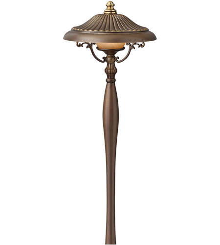 Hinkley Lighting Maribella 1 Light Path in Royal Bronze 1567RY