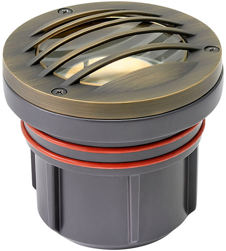 Hinkley 15705MZ Hardy Island Grill Top 12V 9.00 watt Matte Bronze Landscape Well Light photo