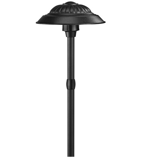 Hinkley Lighting Outdoor Low Volt 1 Light Landscape Path in Black 1573BK