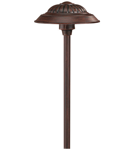 Hinkley Lighting Outdoor Low Volt 1 Light Landscape Path in Southern Clay 1573SC
