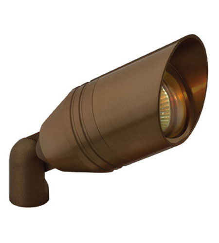 Hinkley Lighting Signature 1 Light Landscape Spot Accent in Matte Bronze 1586MZ photo