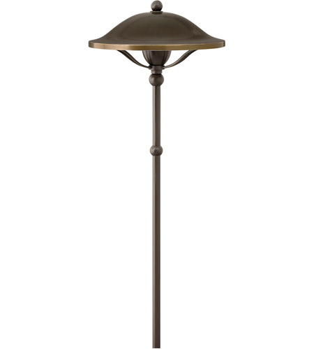 Hinkley Lighting Bolla 1 Light Landscape Path in Olde Bronze 1593OB